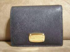 Michael Kors Jet Set Flap Card Holder/Wallet - NWT (Black)