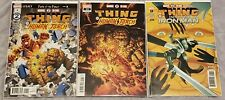 MARVEL 2-IN-ONE #1-12 & ANNUAL #1 NM FULL SET COMICS THING HUMAN TORCH DR DOOM
