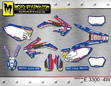 Honda CRf450X CRf 450X 2005 up to 2014 graphics decals kit Moto StyleMX