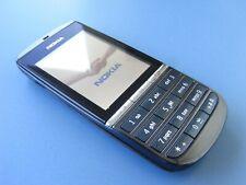 Nokia  Asha 300 - Graphite (Ohne Simlock) Handy touchscreen