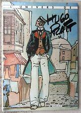 L'univers de Hugo Pratt EO 1984 Grand Format 26X36,5