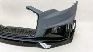 BKM RS6 Style Front Bumper with Lip, fits Audi A6 / S6 C8.0 C8
