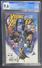 YOUNG AVENGERS 7 CGC 9.6 PATRIOT IRON LAD KATE BISHOP AVENGERS APPEARANCE