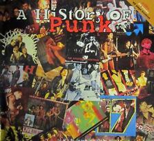 Various Punk(2CD Album)A History Of Punk-Receiver-RDPCD11-UK-1997-New