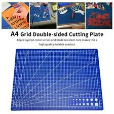 A3 A4 PVC Self Healing Cutting Mat DIY Craft Quilting Board Lines Grid A5T9