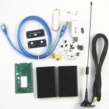 100KHz-1.7GHz UV HF RTL-SDR USB Tuner Receiver DIY KITS w U/V antenna R820T+8232