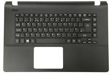 Acer Aspire ES1-511 ES1-520 ES1-521 ES1-522 Black Palmrest Cover UK Keyboard