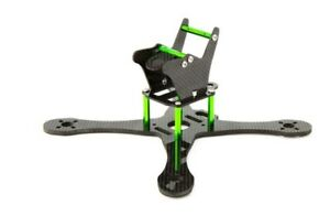 """Blade BLH9460 Theory X 220 FPV Quadcopter Frame Kit w/6"""" Props"""
