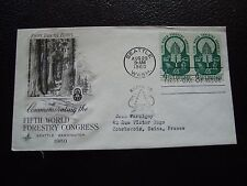 ETATS-UNIS - enveloppe 1er jour 29/8/1960 (L1) united states