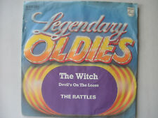 "7"" Single The Rattles : The Witch B-Seite: Devil´s On The Loose"