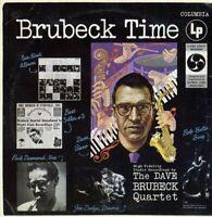 The Dave Brubeck Quartet - Brubeck Time (2009)  CD  NEW  SPEEDYPOST