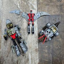 Vintage G1 Transformers Hasbro Takara Lot  Parts & Pieces, Grimlock, Slag, Swoop