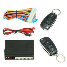 Universal Car Alarm Auto System Remote Control Central Locking Door Kit Keyless
