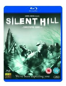Silent Hill [Blu-ray] [DVD][Region 2]