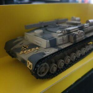Rare Solido / Verem/ Tank Museum Ref SM24 PZ IV BERGE RECOVERY