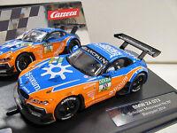 """Carrera Evolution 27512 BMW Z4 GT3 """"Schubert Motorsport"""" No.20 NEU und OVP"""