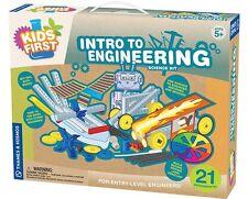 Thames & Kosmos poco Labs: introducción A La Ciencia Experimentos ingeniería Kit - 25