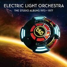 Electric Light Orchestra STUDIO ALBUMS 1973-1977 Includes 5 Albums ELO New 5 CD