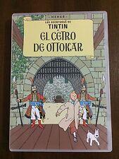 TINTIN EL CETRO DE OTTOKAR - 1 DVD PAL 2 - 40 MIN - ANIMACION - SELECTA VISION