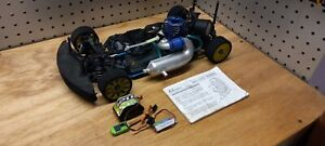 Team Associated Nitro TC3 W/ OS .12TZ