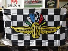 Indianapolis Motor Speedway Collector Flag Banners 500 Brickyard 400 AIR RACE