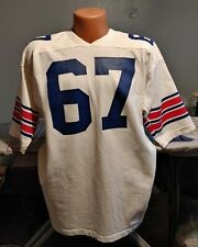 Vtg 1970's Russell Athletic Football Jersey Truman High School Independence, MO