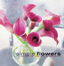 Simple Flowers, Pryke, Paula, New Book