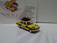 Brekina 20382 # Opel Ascona a rally en amarillo/negro con número inicial 88 1:87