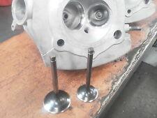 YAMAHA SR500 TT500 XT500 CYLINDER HEAD REBUILD SERVICE VALVE JOB
