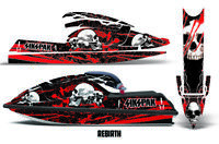 SIKSPAK Kawasaki Jet Ski SX750 Kawi SX 750 Decal Wrap Graphic Kit 1992-1998 RB R