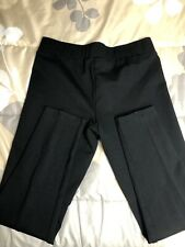 I-N-C Womens Skinny Casual Leggings deepblack Size 14