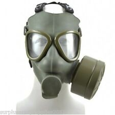 YUGOSLAVIAN GAS MASK BRAND NEW RESPIRATOR ARMY SURPLUS CBRN NBC ATTACK