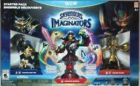 Activision SkyLanders Imaginators Nintendo Wii U Starter Pack Unleash Imaginatio