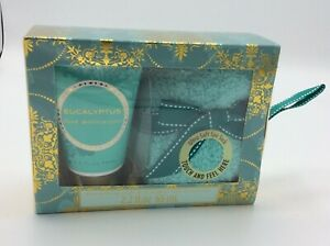 Best Accessories Group Eucalyptus Foot Lotion Gift Set