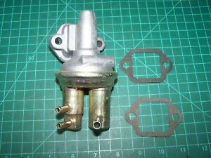 BORG WARNER M7307 Fuel Pump w 2 Gaskets fits Dodge, Eagle, Mitsubishi 1.5L, 2.0L