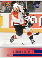 04-05 PACIFIC BLUE #111 NATHAN HORTON 085/250 PANTHERS *4428