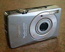CANON PowerShot SD750 Digital ELPH Digital Camera Used