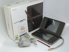 Nintendo DSi XL Brown/Bronze Fully Tested and Sanitised Boxed with Charger