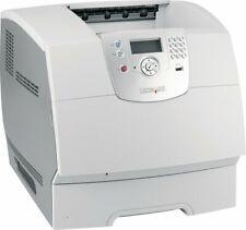 Lexmark T642 Laserdrucker LAN Drucker, USB, A4,  unter 184.000 Seiten, (D289)
