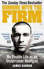 Running With The Firm di Bannon, James Libro Tascabile 9780091951528 Nuovo