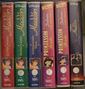 VHS Kassetten Aladdin
