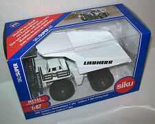 SIKU SUPER 1:87 Scale 1807 LIEBHERR T 264 MINING TRUCK New & Boxed