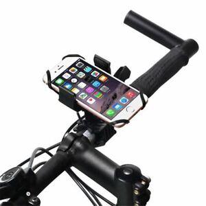Universal Adjustable CELL PHONE HOLDER Motorcycle Bike Bicycle Handlebar Mount 2