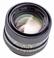 Carl Zeiss Planar 50 mm f 1,4 HFT Rollei QBM / Made in West Germany SN:55885186
