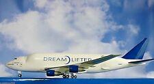 Hogan Wings 1:200 Boeing 747 LCF Dreamlifter N780BA +  Herpa Wings Katalog