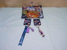 Lego Elves 853563 853561 30259 Wind Elf Aira Dragon Fledge keyring bundle New
