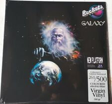 ROCKETS - GALAXY -  LP VINILE COLORATO BLUE 500 COPIE NUMERATO GATEFOLD 2018