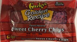 1-Gurley Sweet Cherry flavored red baking chips morsels mash bar golden recipe