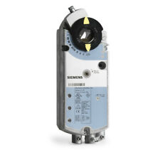 New Siemens Gca1211u Rotary Electric Damper Actuator 24 Vacdc 142in Lb