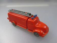 Wiking:Magirus Feuerwehr Spritzenwagen, unverglast  (Schub24)
